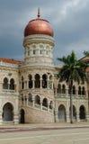 Gebäude Sultan-Abdul-Samad Stockfoto