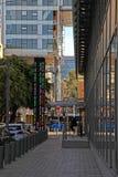Gebäude Telefons Aviv Stock Exchange Lizenzfreie Stockbilder