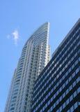 Gebäude in Toronto stockfotografie