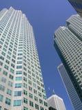 Gebäude in Toronto stockbild