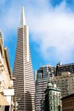 Gebäude Transport-Amerika Lizenzfreie Stockfotos