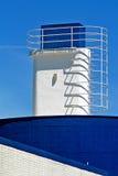 Gebäude und Detail Lizenzfreies Stockfoto