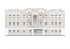 Gebäude und Strukturen vom frühen und von der Mitte des 20. Jahrhunderts Stockbilder