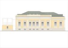 Gebäude und Strukturen vom frühen und von der Mitte des 20. Jahrhunderts Stockfotos