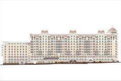 Gebäude und Strukturen vom frühen und von der Mitte des 20. Jahrhunderts Stockfotografie