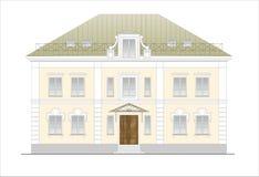 Gebäude und Strukturen vom frühen und von der Mitte des 20. Jahrhunderts Lizenzfreie Stockfotos