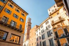 Gebäude in Verona Lizenzfreie Stockbilder