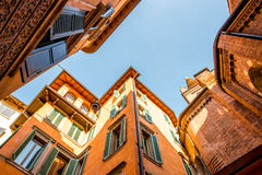 Gebäude in Verona Stockbilder