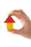 Gebäude-Versicherung lizenzfreie stockfotografie