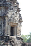 Gebäude von Angkor Wat morgens, Kambodscha Stockbilder