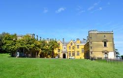 Gebäude von Blaise Castle Lizenzfreie Stockbilder