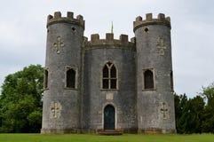 Gebäude von Blaise Castle Stockfotografie