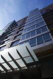 Gebäude von Boston Stockfotos