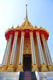 Gebäude von Dharma Stockbild