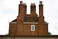 Gebäude in Winchester Stockbilder