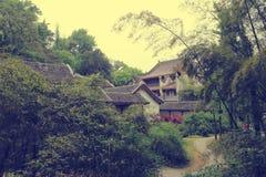 Gebäude in yuelu Akademie stockbild