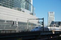 Gebäude in Yurakucho, Tokyo Lizenzfreie Stockbilder