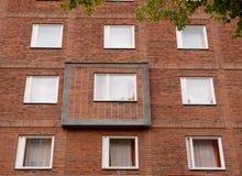 Gebäudeakzent Lizenzfreie Stockfotos