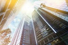 Gebäudearchitektur Lizenzfreies Stockbild