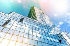 Gebäudearchitektur Stockfotografie