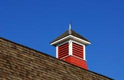 Gebäudedach Lizenzfreies Stockfoto