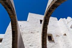 Gebäudedetail Stockfotografie