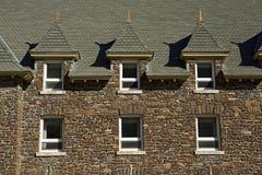 Gebäudedetails Stockbilder