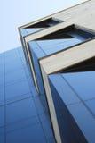 Gebäudeecke stockbild
