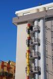 Gebäudeerneuerung Lizenzfreie Stockbilder