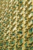 Gebäudefenster Lizenzfreies Stockfoto