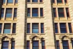Gebäudefenster Lizenzfreie Stockbilder