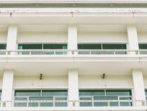 Gebäudefenster Stockfotografie