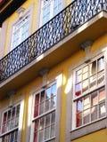 Gebäudegesicht Stockbild