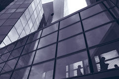 Gebäudehalle Lizenzfreies Stockbild