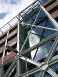 Gebäudehintergrund lizenzfreies stockfoto