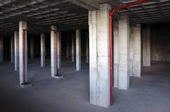 Gebäudekeller Lizenzfreie Stockfotos