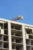 Gebäudelot Stockbild