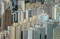 Gebäudemuster Lizenzfreie Stockfotografie