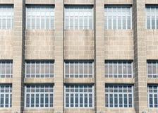Gebäudemuster Lizenzfreie Stockbilder