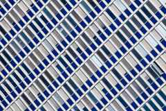 Gebäudenahaufnahme Stockbild