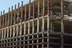 Gebäuderahmen lizenzfreie stockbilder