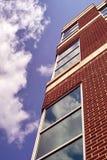 Gebäuderand Stockfotografie