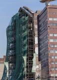 Gebäudereparaturen Stockfoto
