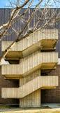 Gebäudetreppenhaus Lizenzfreies Stockfoto