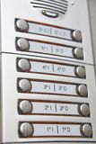 Gebäudewechselsprechanlagen-Art der Sicherheitsleistung Hauptzugriffskontrollausrüstung lizenzfreie stockfotografie