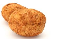 Gebürstete Kartoffel Lizenzfreie Stockfotografie