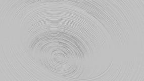 Gebürstete weiße Wandbeschaffenheit der gewundenen Form Lizenzfreie Stockbilder