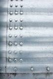 Metallhintergrund Lizenzfreie Stockfotos