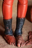 Gebürtige Füße Lizenzfreies Stockfoto