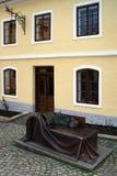 : Gebürtiges Haus des Sigmund lizenzfreies stockfoto